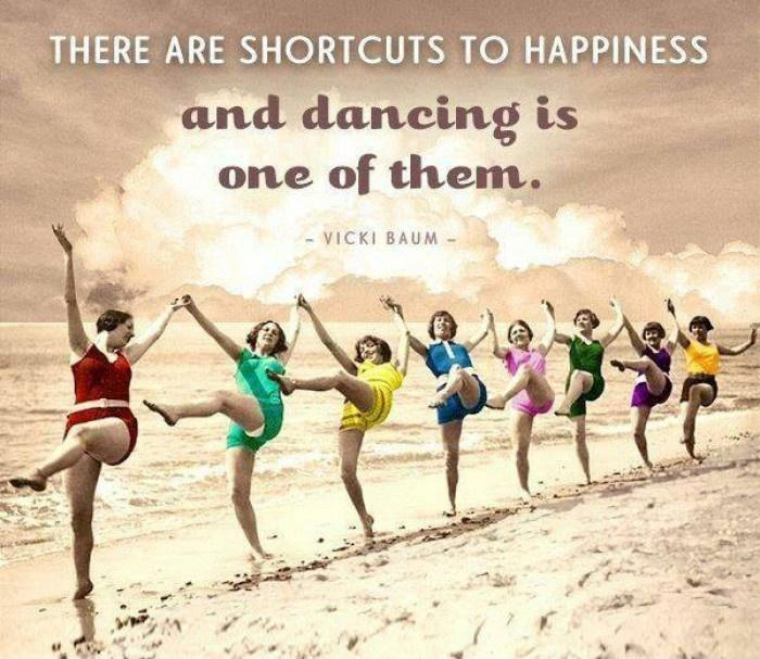 happy dancing quotes