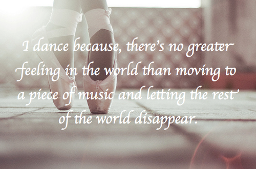 music and dance quotes