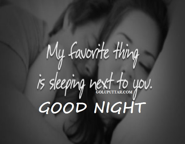 romantic good night quote - 987