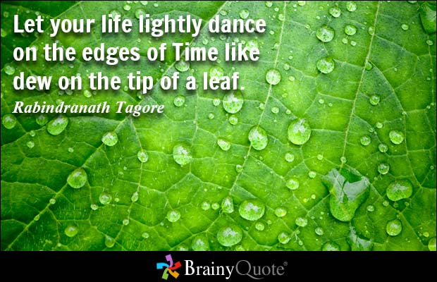 time dance quotes