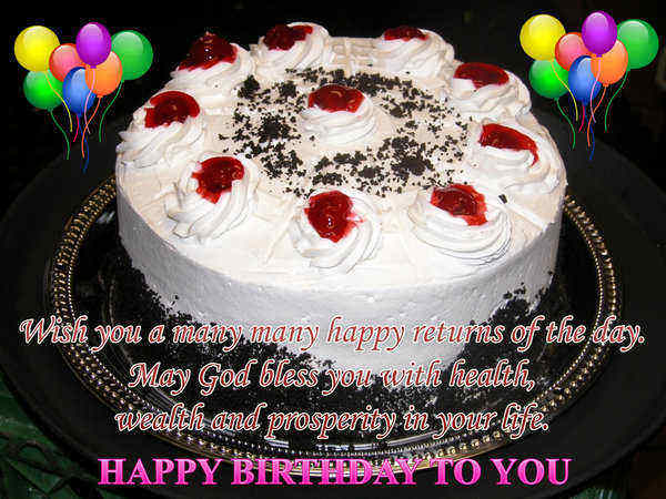 wonderfull happy Birthday wishes - birthday greetings 063