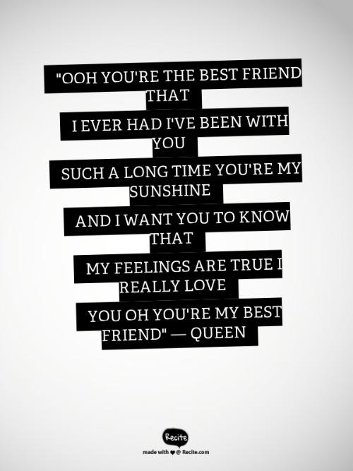 16 ~ 1 ~ Friendship quotes for friends