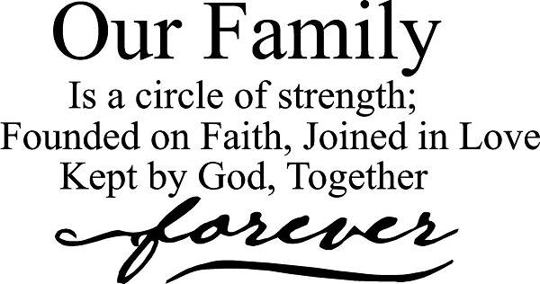 23$ motivational Family quotes monday