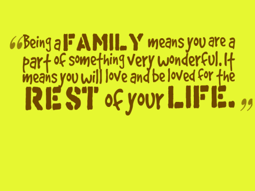 24$ motivational Family quotes monday
