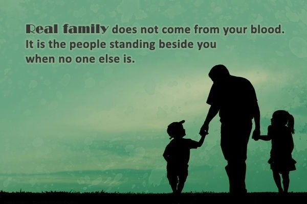 26$ motivational Family quotes monday
