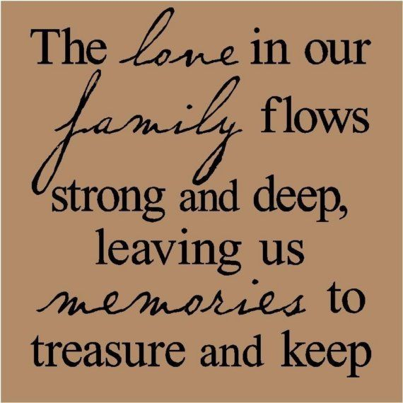 27$ motivational Family quotes monday