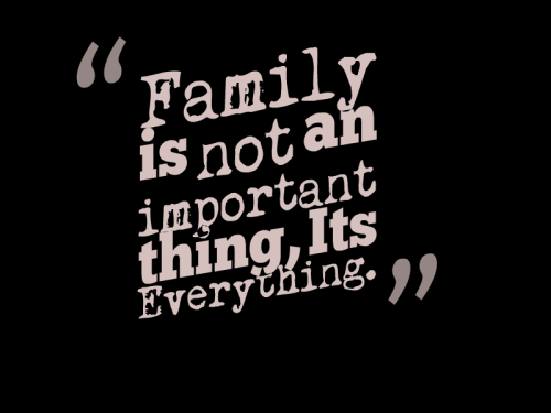 38$ inspirational Family quotes friday