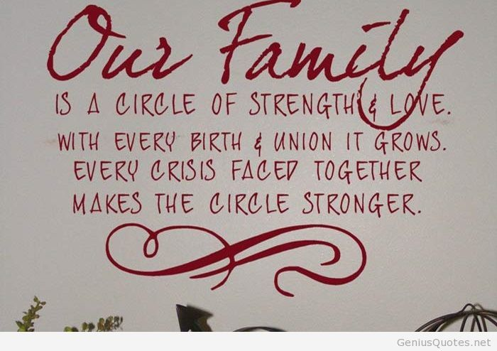 52$ Family love quotes holiday