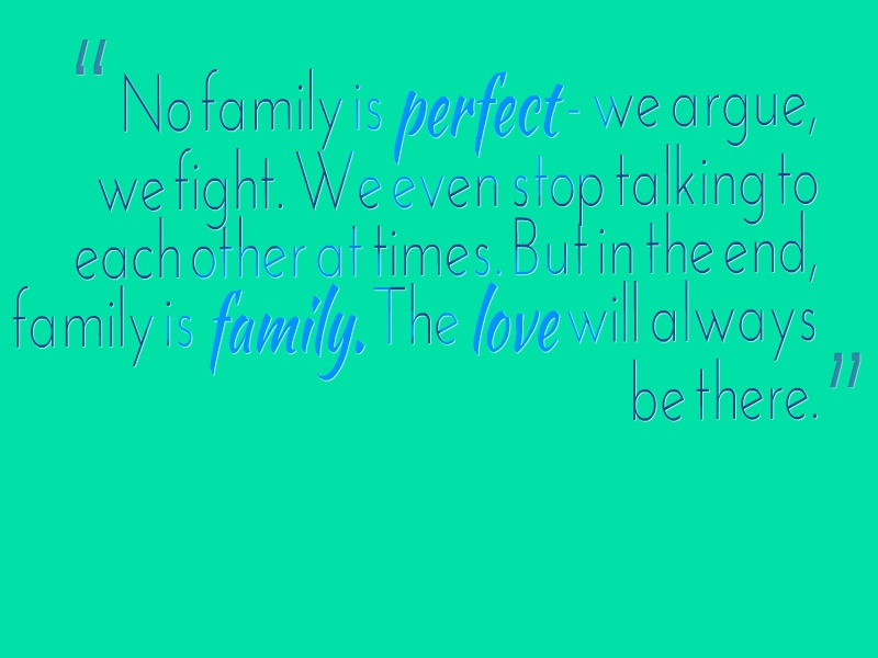 57$ Family love quotes holiday