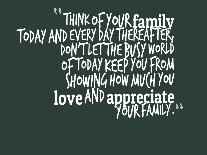 67$ cute Family love quotes wednesday