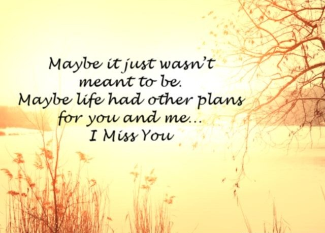 Amaze i miss you quotes and memes for her