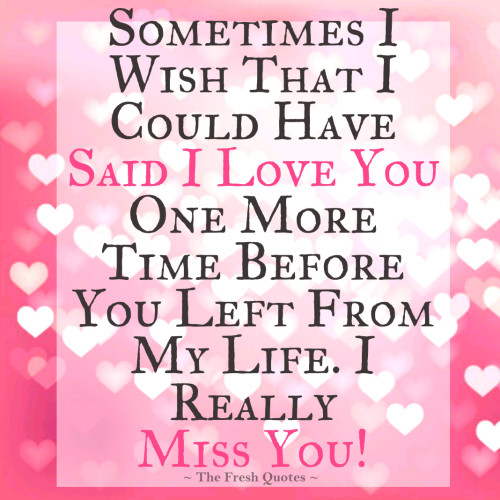 Amazing romantic miss you quotes and messages for her