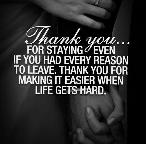 Amazing thankyou quotes and sayings for lovely husband
