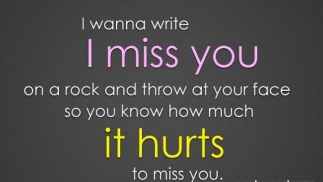 Awesome miss you quotes and sayings for boyfriend