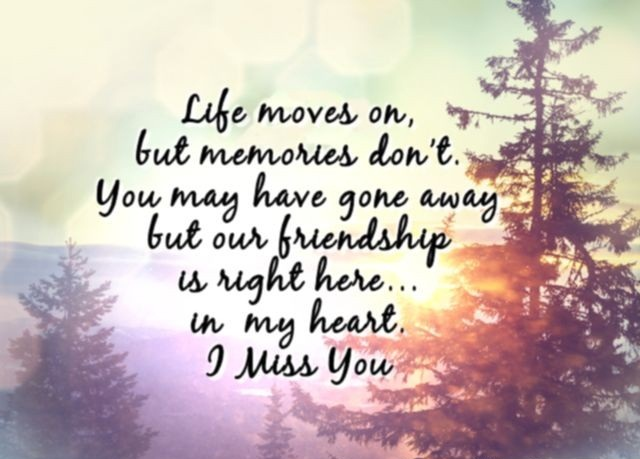 Awesome miss you quotes and sayings for family