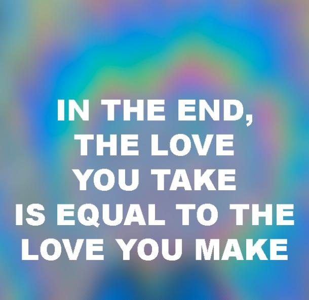 Beautiful sweet love quotes about love equality