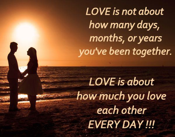 Beautiful sweet love quotes and sayings about heart touching love