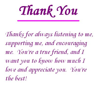 Best appreciating thank you quotes and sayings for everyone