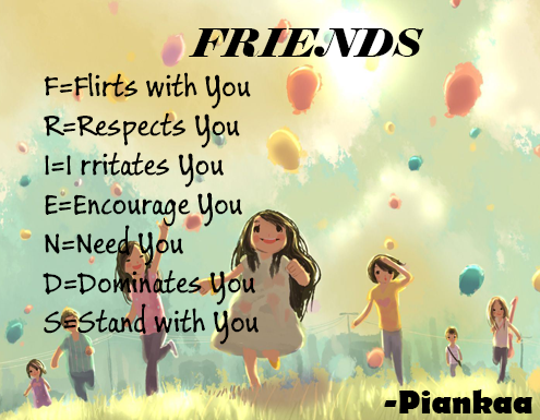 Cute friendship quotes and Sayings - 5r545443