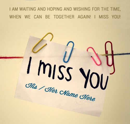 Fabulous missing you quotes and messages for sweet couples