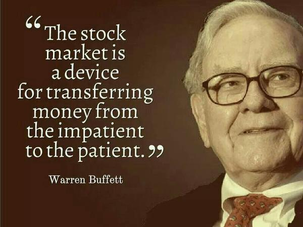 Fabulous success quotes and sayings about stock holders success