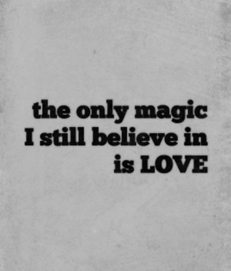 Fantastic love quotes and sayings about magical love