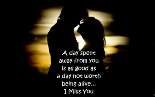 Fantastic miss you quotes and messages for boys