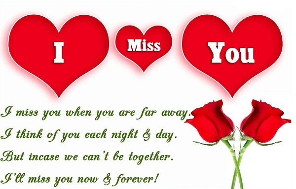 Fantastic miss you quotes and messages for lovely husband