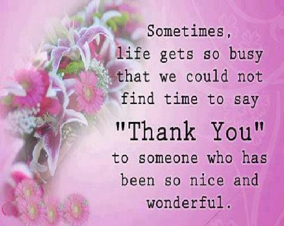 Fantastic thank you quotes and sayings about sayings thanks