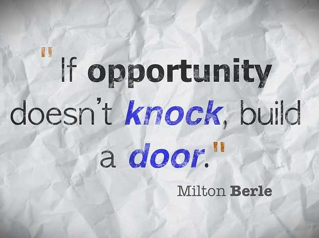Great motivational quotes and sayings about best opportunities