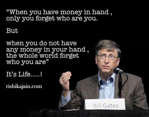 Great motivational quotes by bill gates about real hard work