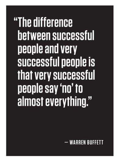 Great success quotes and proverbs about successful people
