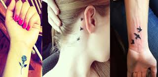 Spectacular small tattoo ideas for young girls