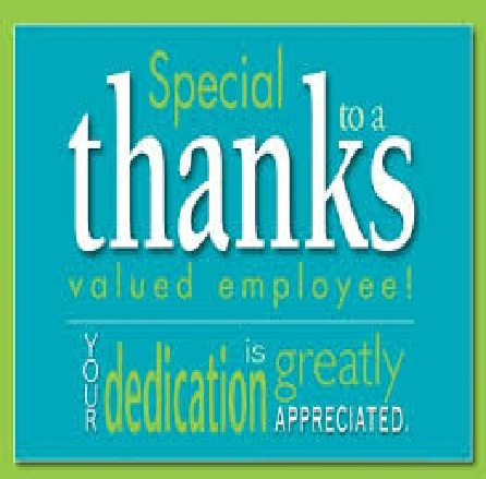 Superb thank you quotes an dsayings for employees