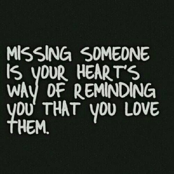 Top missing someone quotes and sayings