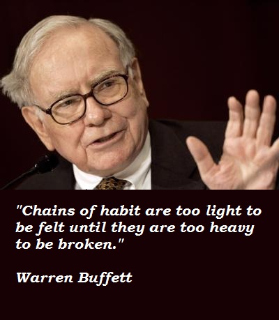 Top success quotes and proverbs by buffet about successful life