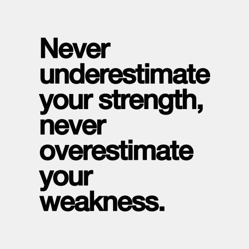 Amazing strength quotes