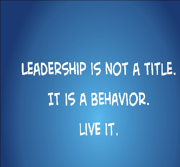 Awesome leadership quotations