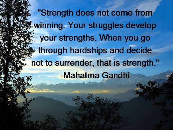 Courage strength quotes