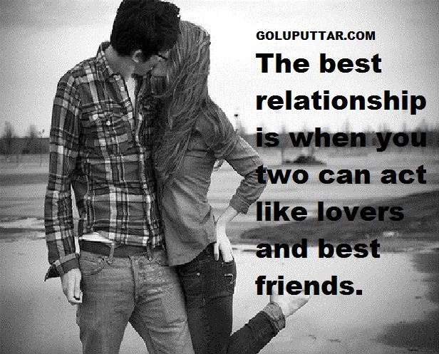 Cute love couple quotes with romantic thoughts