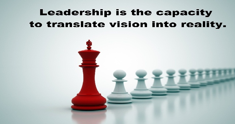 Dominant leadership quotations