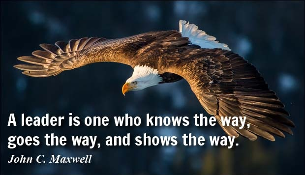 Eagle leadership quotations