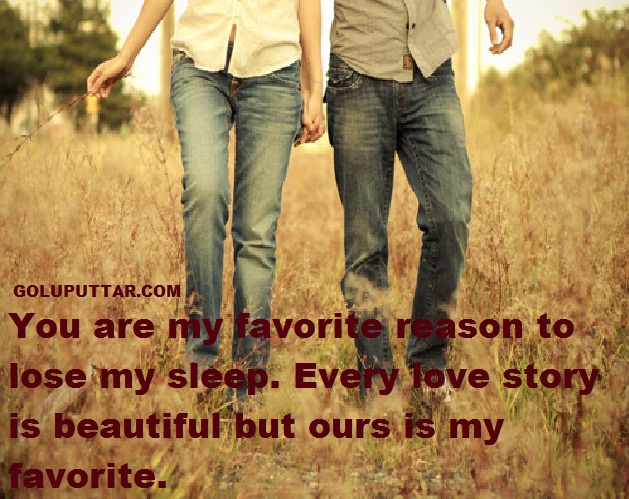 Favourite Romantic love quotes