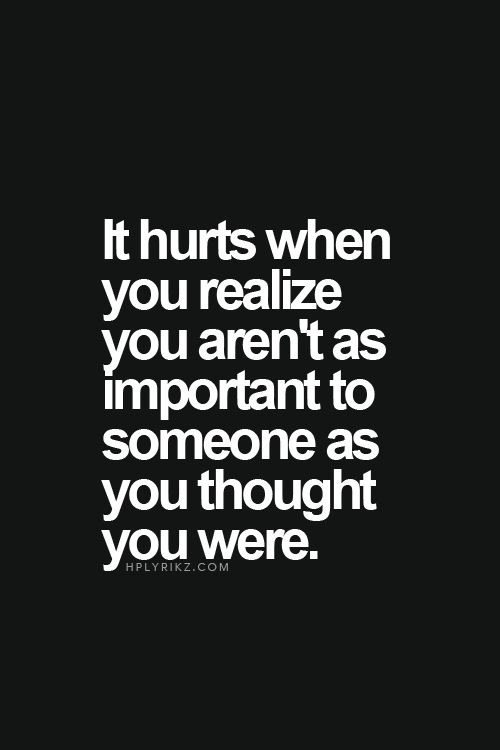 Hurt quotes for her