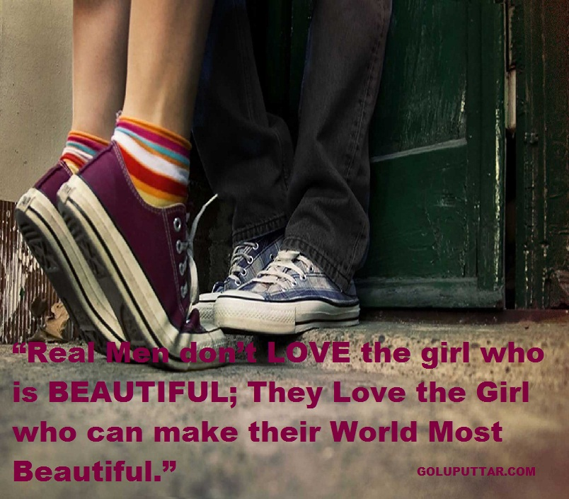 Most beautiful romantic love quotes for him