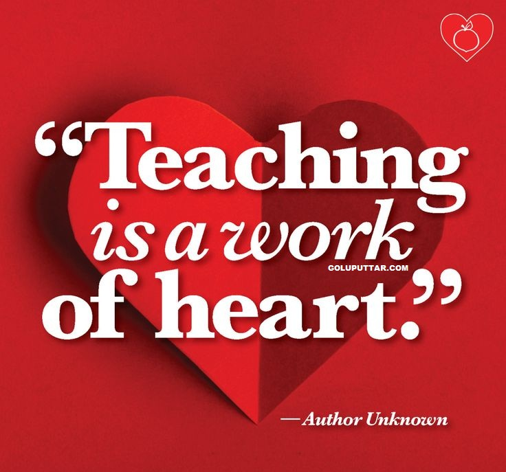 awesome teacher love quotes - yy87y