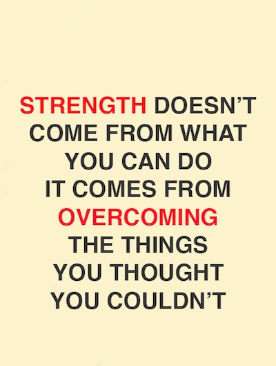 tough strength quotes and Powerful sayings