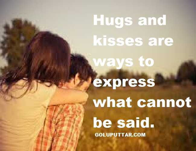Express Love With Hug
