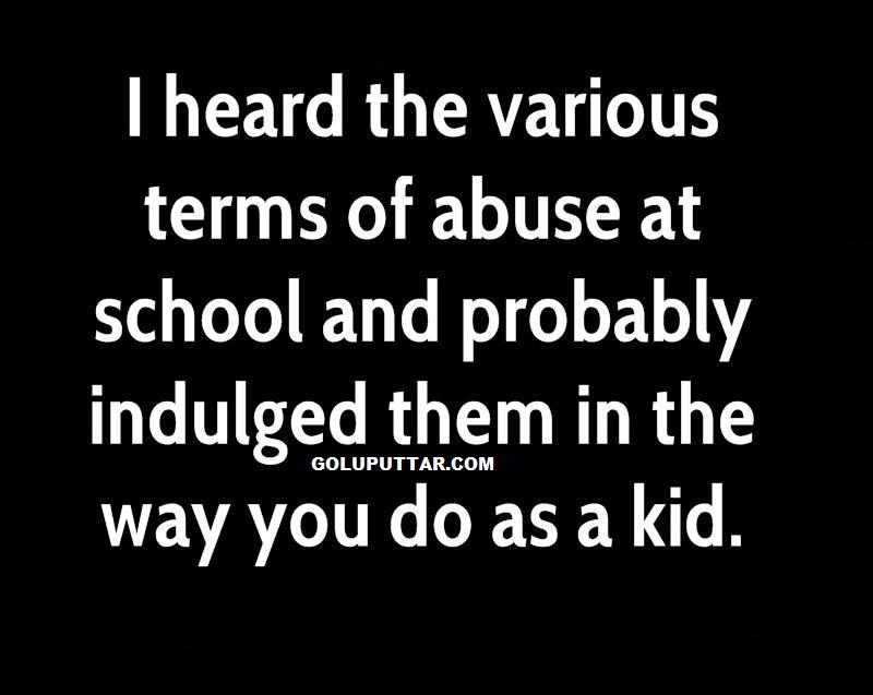 Abuse Quotes | Emotional Abuse Sayings | Quotes about Abuse