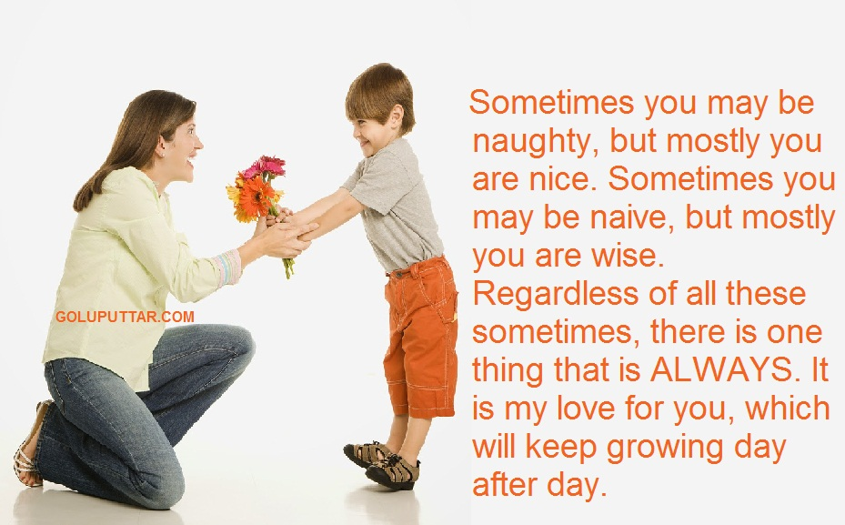 beautiful quotes about mother and son love